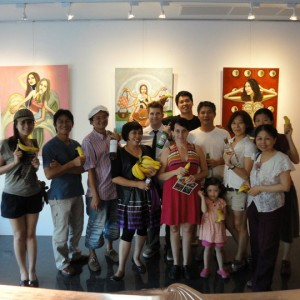 Taiwan Modern Art Gallery Exhibition